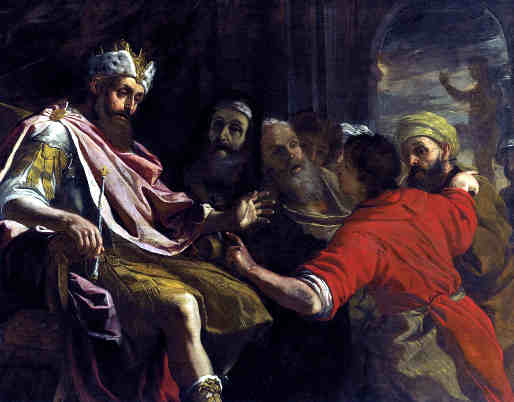 Commentary on Daniel Chapter 2 - Daniel and Nebuchadnezzar